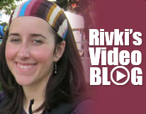 Rivki's Partners in Torah Video Blog